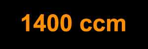 1400 ccm
