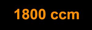 1800 ccm