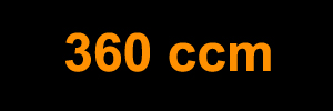 360 ccm