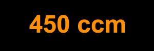 450 ccm