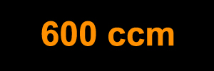 600 ccm
