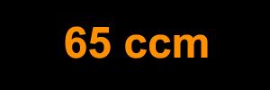 65 ccm