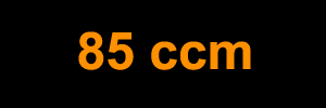 85 ccm