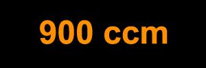 900 ccm