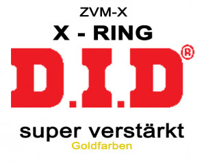 DID X-Ring Kettensatz Suzuki DL 1000 02-
