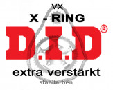 DID X-Ring Kettensatz Suzuki DL 650 04-06